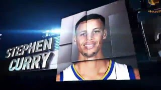 NBA Stephen Curry: 2016 Foot Locker 3-Point Contestant