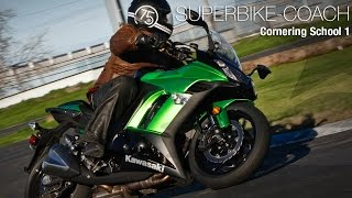Superbike - Coach Cornering School