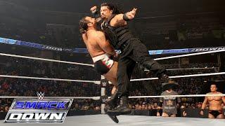 Roman Reigns vs. Rusev: WWE SmackDown, Feb. 4, 2016