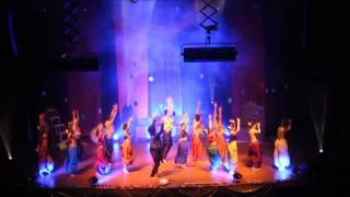 Devesh Mirchandani in Cali Colombia (Show video) Bollywood Dance