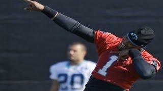 MVP Cam Newton Big Winner at NFL Honors