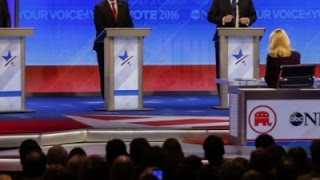 Take-Aways: Rubio Shaken, Trump Not Stirred