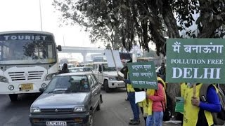 Odd-Even scheme to return by next week likely