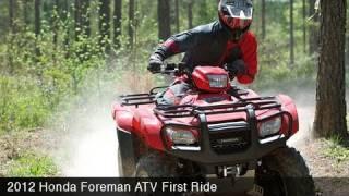 Honda Foreman ATV
