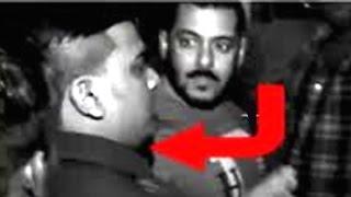 SHOCKING: Salman Khan Slaps His Bodyguard In Public!