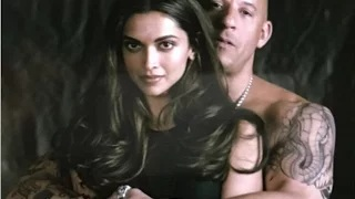 FIRST LOOK - Deepika Padukone & Vin Diesel | XXX The Return Of Xander Cage