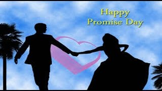 Happy Promise day 2016 Animation Video - Valentine Day