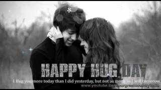 Happy Hug Day 2016 Best Wishes Video Clip For Lovers | Vatentine Week Day
