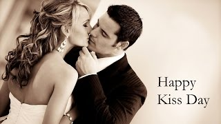 Happy Kiss Day - Animation HD Video - Valentine Day