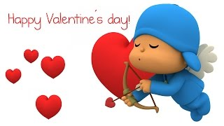 Happy Valentine's Day with Pocoyo - Happy Valentine 2016