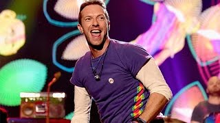 Chris Martin Opens Up About His 'Weird' and 'Wonderful' Divorce