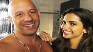 Deepika Padukone & Vin Diesel XXX: Return of Xander Cage SPECIAL MESSAGE