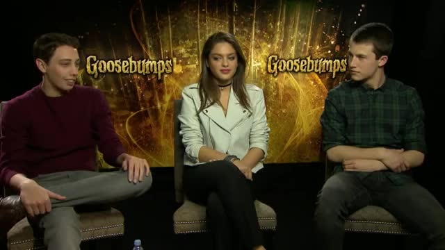 Early Inspirations for 'Goosebumps' Stars