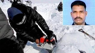 Lone Siachen avalanche survivor Hanumanthappa passes away