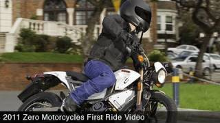 First Ride: Zero Motorcycles