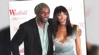 Idris Elba Splits from Girlfriend After Being Spotted with Naomi Campbell