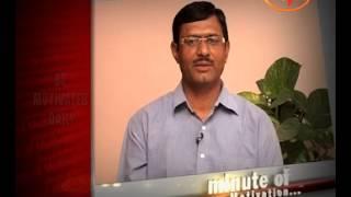 How To Be Motivated Daily - Amba Dutt Bhatt (Motivational Speaker) - Minute Of Motivation