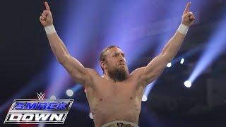 Daniel Bryan's final match: Daniel Bryan & John Cena vs. Cesaro & Kidd: SmackDown