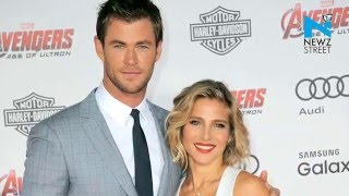 Thor's Chris Hemsworth is in India with a gorgeous lady | Elsa Pataky