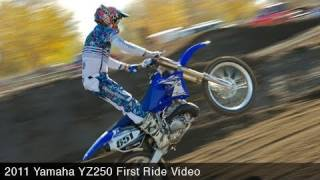 First Ride: Yamaha YZ250