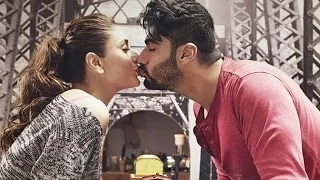 Kareena Kapoor And Arjun Kapoor Kiss | Ki And Ka