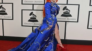 What the Stars Wore to the Grammy Awards