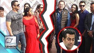 Salman Khan's BROKEN Khandaan   Arbaaz-Malaika Breakup