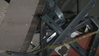 Raw: Suspected Tornadoes Hit Florida Panhandle