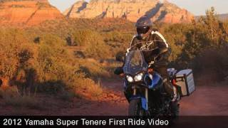 First Ride: Yamaha Super Tenere