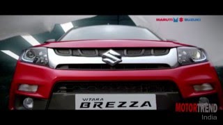 Auto Expo 2016 Preview - Maruti Vitara Brezza, Ignis and Baleno RS