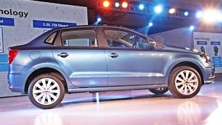 Volkswagen Ameo First Review, India Launch