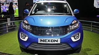 Tata Nexon Compact SUV 2016 Review, Launch, Interior