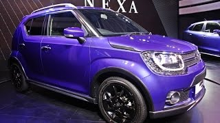 Maruti Suzuki Ignis 2016 First Review, India launch