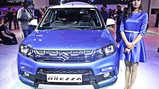 Maruti Vitara Brezza India Review, Launch