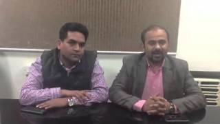 Kapil Mishra and Dilip Pandey addresses on the violence inside the Patiala House court
