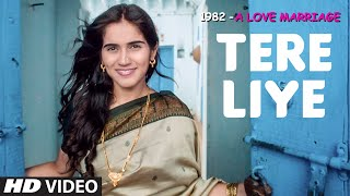 TERE LIYE Video Song | 1982 A LOVE MARRIAGE | Amitkumar Sharma, Omna Harjani
