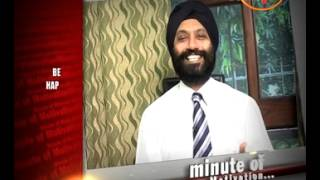 How To Be Happy - T. S. Madan (Motivational Speaker) - Minute Of Motivation
