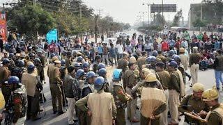 Jat Stir: Haryana CM wakes up after devastation