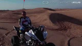 Yamaha Raptor 700R SE ATV First Ride