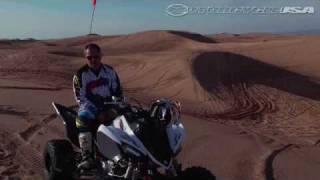 Yamaha Raptor 700R SE ATV First Ride