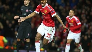 Marcus Rashford Goals - Manchester United vs Midtjylland 5-1 (Europa League)