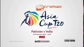 Response Ad India Vs Pakistan Cricket Asia Cup 2016