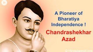 27 February Chandra Shekhar Azad Indian Freedom Fighter