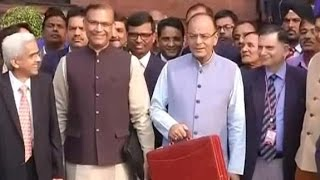 What is Union Budget 2016-17 ?