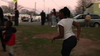 NC Woman Says She Saw Police Chase, Heard Shots