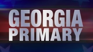Teen Voter in Georgia Casts First Ballot