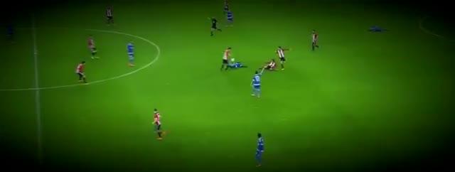 Lassana Diarra vs Athletic Bilbao (A) Europa League 2015-2016 HD 720p by x KunComps