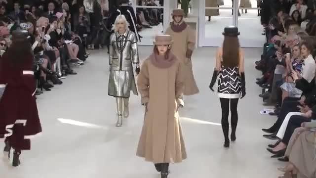 Chanel Fall 2016 Ready-to-Wear | Paris Fashion Week