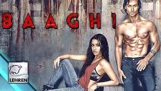 'Baaghi' OFFICIAL Poster Out | Tiger Shroff | Shraddha Kapoor