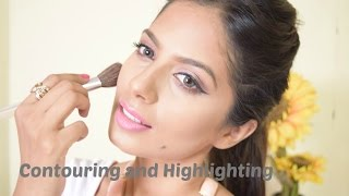 How to Contour and Highlight like a PRO!!